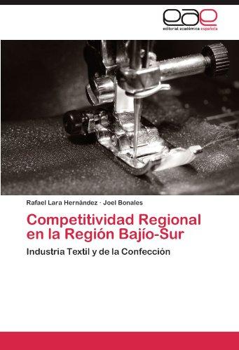 Competitividad Regional en la Región Bajío-Sur