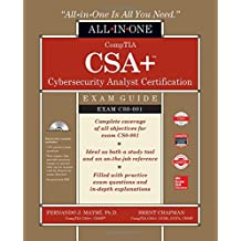 CompTIA CSA+ Cybersecurity Analyst Certification All-In-One Exam Guide (Exam CS0-001) [With Electronic Content]