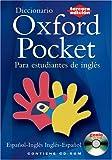 Diccionario Oxford Pocket: Esp-ing/Ing-esp 3rd Edition: Espanol-Ingles/Ingles-Espanol