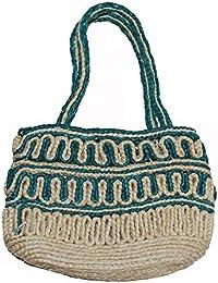 Muren Hand Made Jute Bag (Design1)
