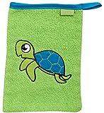 Playshoes 340085 Waschhandschuh Schildkröte
