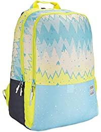 Wildcraft 29 Ltrs Yellow Casual Backpack (11650-Yellow)