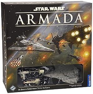Giochi Uniti Juegos de Estados Unidos - Star Wars Armada Juego de Combate táctico