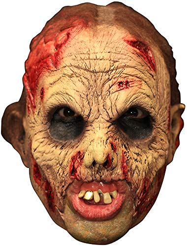 Undead Zombie Deluxe Adult Latex Costume Chinless Mask