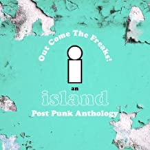 Island Records Post Punk Box Set-Out Come the Frea