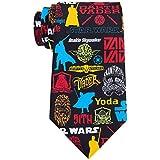Star Wars herren   Krawatte  -  schwarz -