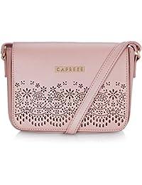 e5e9cf6bf7 Caprese Phora Women s Sling Bag (Pink)