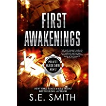 First Awakenings: Science Fiction Romance (Project Gliese 581g Book 2) (English Edition)
