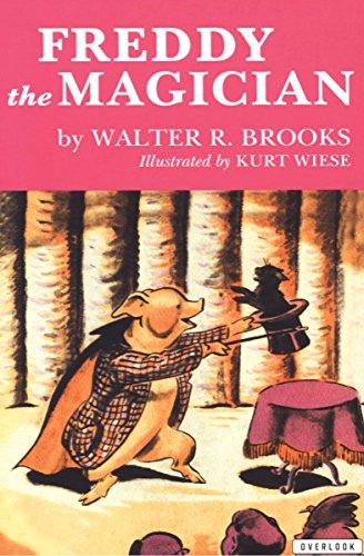 Freddy the Magician (Freddy the Pig Book 14) (English Edition)