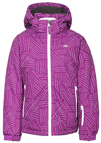 Trespass Girls Touchline Waterproof Breathable Padded Skiing Coat