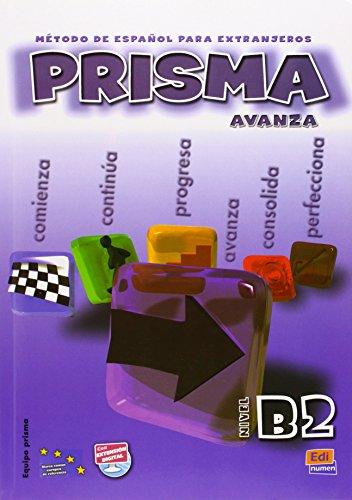 Prisma avanza B2 : Prisma del alumno (2CD audio)