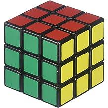 Cubo rompecabezas 3x3, de velocidad, 3x3x3 Shengshou V3 Aurora (Jiguang) Negro.
