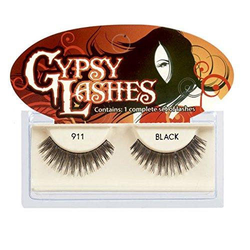 GYPSY LASHES False Eyelashes - 911 Black