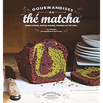 GOURMANDISES AU THE MATCHA