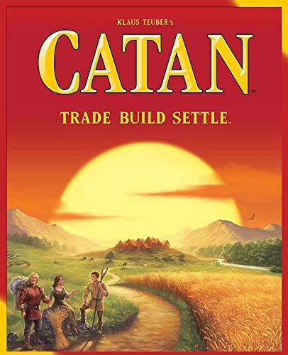 shree-G International Catan Games (Multicolour)