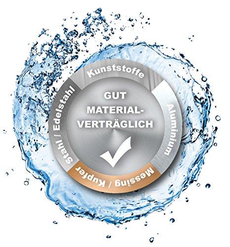 WM aquatec DC250CD03 Dexda Clean Desinfektionsreiniger (250 ml) für Tankgrößen bis 125 Liter