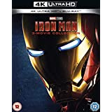 Iron Man 4K UHD Trilogy