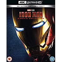 Iron Man 4K UHD Trilogy