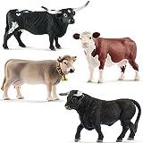 Schleich Farm Life Neuheiten 2018 Rinder 13865 13867 13874 13875 Spielfiguren Set