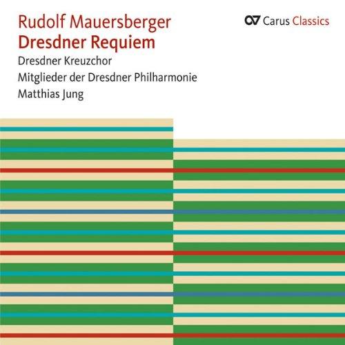 Mauersberger: Dresdner Requiem - Chor- und Ensemblemusik