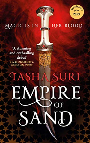 Empire of Sand (The Books of Ambha, Band 1) (Empire The Of Sands)