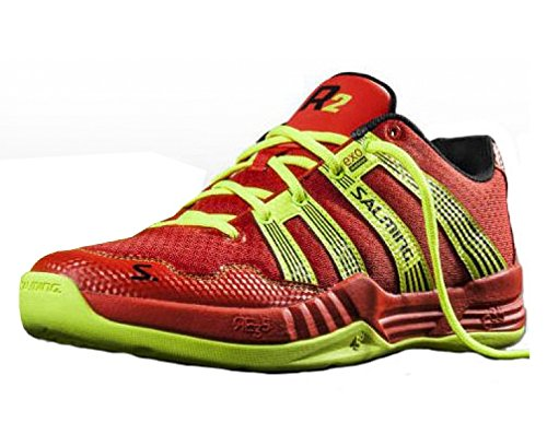 SALMING R2 2,0 Indoor scarpa maschile Rosso