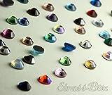 Strass Hotfix DMC color Mix SS30 elegir gemas número seleccionable, gemas, 50