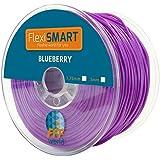FlexiSMART Blueberry 250 g. Filamento Flexible TPE 1.75mm para Impresora 3D Printer