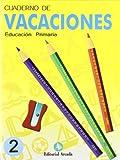 Vacaciones. Cuaderno - E.P.2