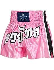 GIMER - Shorts Thai Boxing femme - Rose - Femme