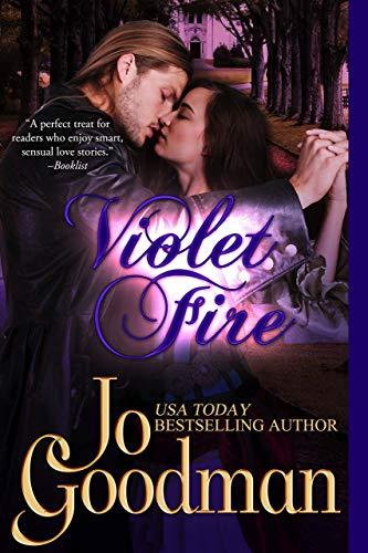 Violet Fire (Author's Cut Edition): Historical Romance (English Edition) (Jo Goodman)