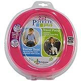 Potette Plus Baby Töpfchen Reisetöpfchen Pink