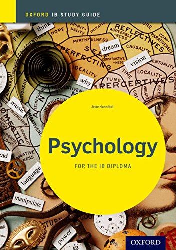 Ib study guide: psychology. Per le Scuole superiori. Con espansione online (Ib Study Guides) por Jette Hannibal