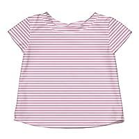 I Play Baby 760153-2304-48 Bebek Deniz T-Shirt, Pembe