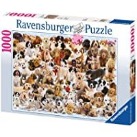 Ravensburger 15633 Cuccioli del mondo Puzzle 1000 pezzi Animali