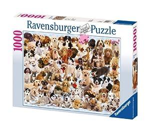 Ravensburger Cachorros del mundo, puzzle de 1000 piezas (15633 7)
