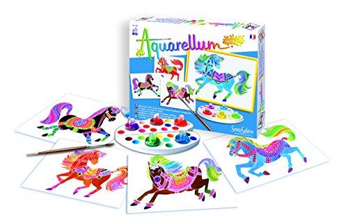 creation-vd-691-loisir-creatif-aquarelum-junior-les-chevaux