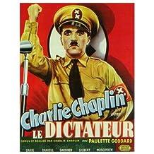 El gran dictador Póster de película Belgian 11x 17en–28cm x 44cm Charlie Chaplin Paulette Goddard Jack Oakie Billy Gilbert Reginald Gardiner Henry Daniell