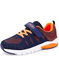 736d533cde0b MAYZERO Kids Tennis Shoes Casual Walking Shoes Lightweight Breathable  Running Shoes Fashion Sneakers for Boys and