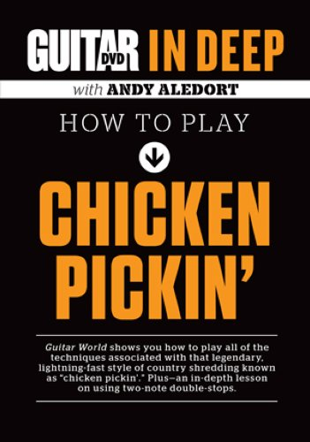 How to Play Chicken Pickin' (Guitar in Deep)