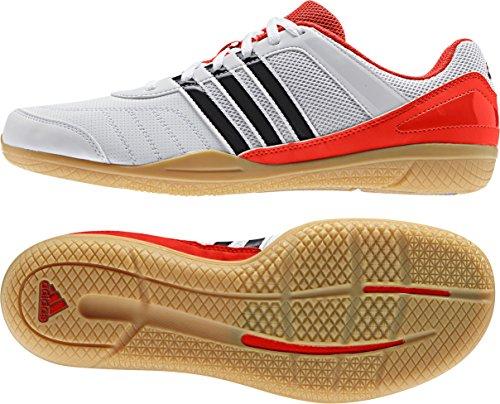 adidas TT Courtblast Team (Weiß/Rot, 41/1/3)