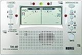 Korg TM-40 Stimmgerät und Metronom