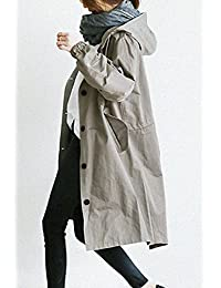 Amazon.es: * - Gabardina / Ropa de abrigo / Mujer: Ropa