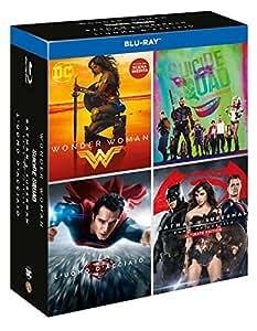 Boxset DC 4 Film (4 Blu-Ray)