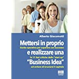 """Mettersi in proprio e realizzare una """"Business Idea"""""""