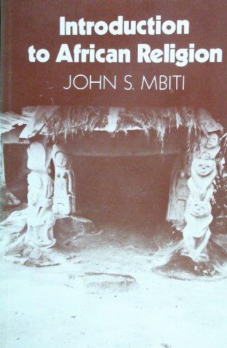 Introduction to African Religion por John S. Mbiti