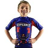 Bõa - Superboy T-Shirt - Garçon - Bleu - Taille: 12 ans