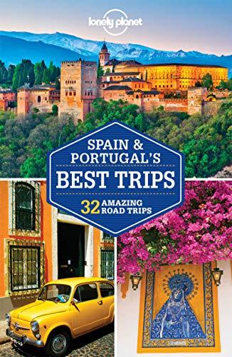 Spain & Portugal's Best Trips - 1ed - Anglais