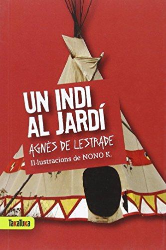 Portada del libro INDI AL JARDI, UN