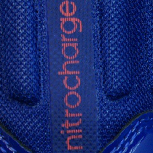 Nitrocharge 2.0 FG - Chaussures de Foot Bleu